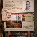The Treaty of Greenville was a key event in Native American-U.S. government relations. Events leading up to it are described in a second-floor exhibit at the Eiteljorg Museum of American Indians and Western Art in Indianapolis.