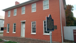 The Coffin home, at the center of a Quaker abolitionist community, was a safe haven for slaves traveling the Underground Railroad.