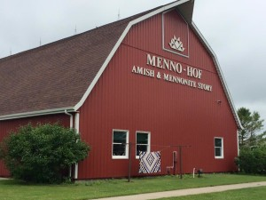 Menno-Hof is a non-profit visitor center with information about the faith and life of Amish and Mennonites. Photo courtesy Menno-Hof.